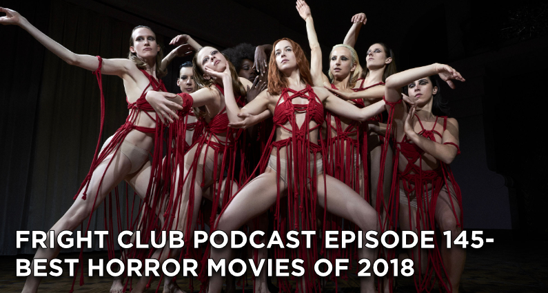 FC145- Best Horror Movies of 2018
