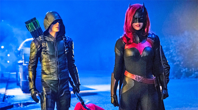 Gotham Undercover Extra 6 - Elseworlds Podcast - Batwoman Arrow