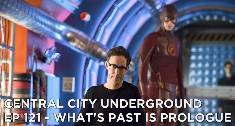CCU 121 – S5E08 – What's Past is Prologue