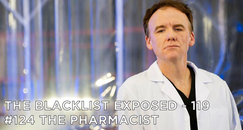 BLE119 – S6E3 – #124 The Pharmacist