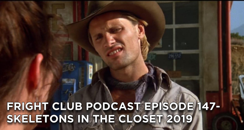 FC147- Skeletons in the Closet 2019