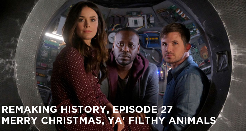 RM27 – S2E011 & 12 – Merry Christmas Ya Filthy Animals