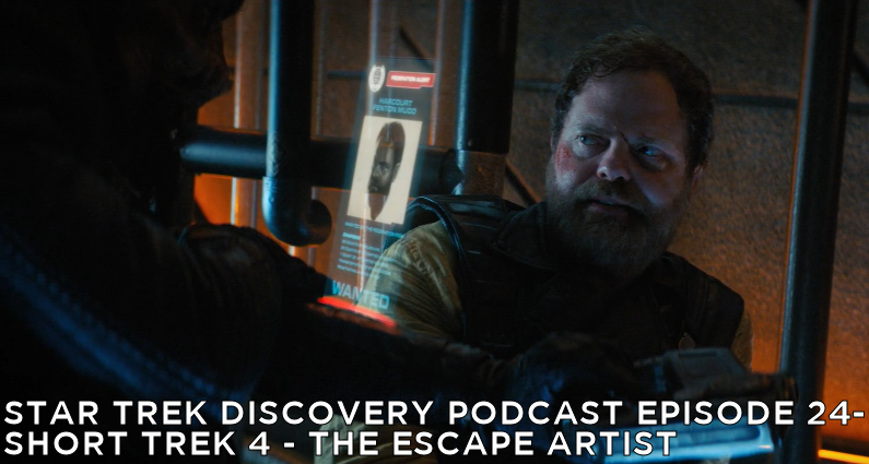 STDP 024 – Short Treks Episode 4 – The Escape Artist