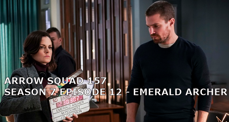 AS 157 – S07E12 – Emerald Archer