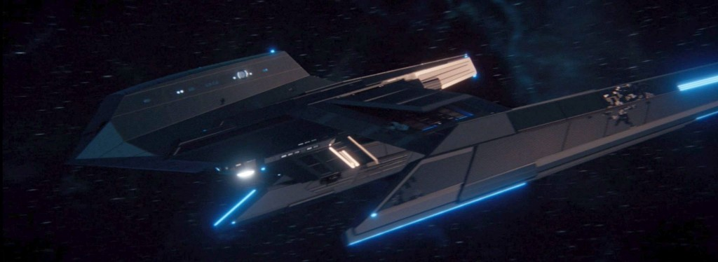 STDP 028 - The Section 31 ship