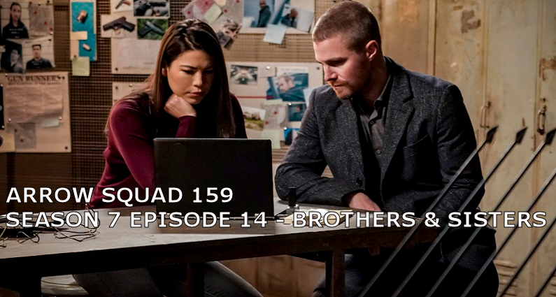 AS 159 – S07E14 – Brothers & Sisters