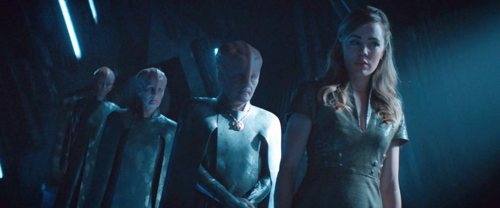 STDP 033 - Star Trek Discovery S2E8 (15:21) - Vina & the Talosians.