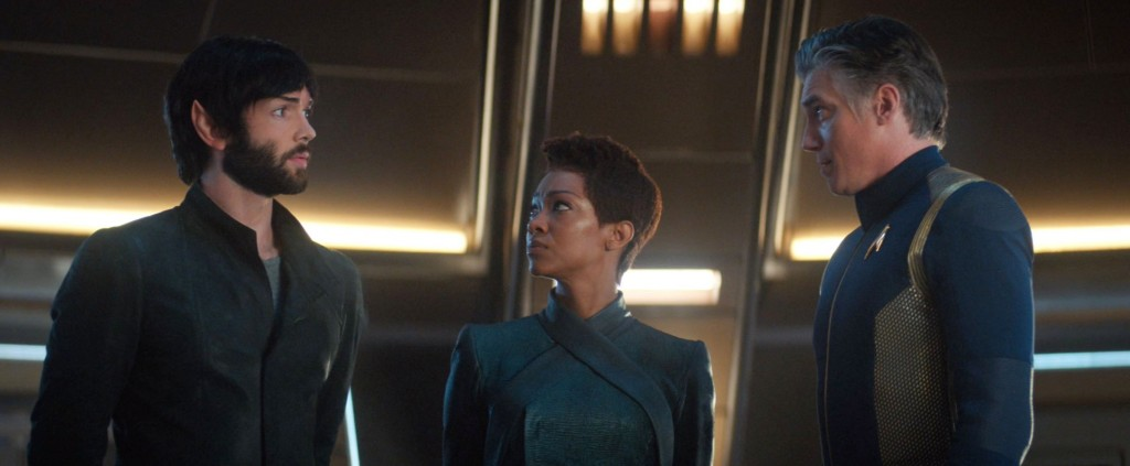 STDP 033 - Star Trek Discovery S2E8 (52:28) - I don't suppose the Red Angel offered you any advice on how to handle a situation like this.