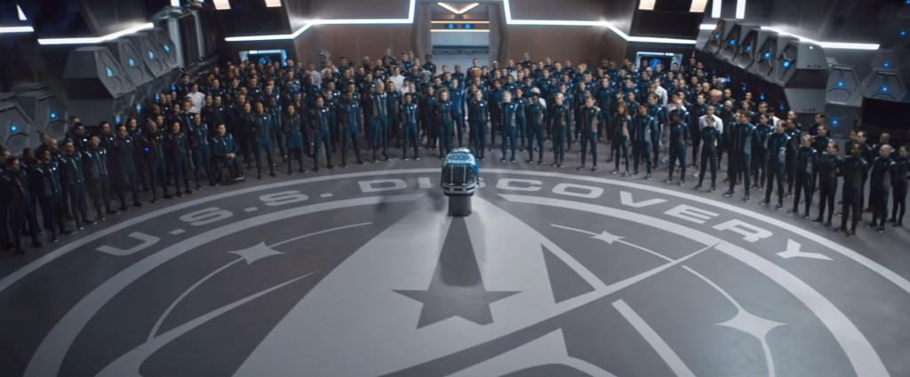 STDP 035 - Star Trek Discovery S2E10 (03:59) - Airiam's memorial.