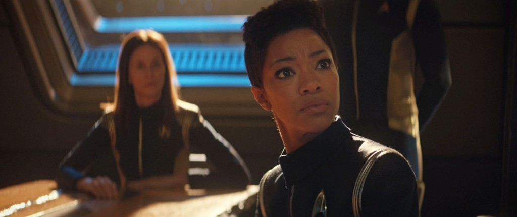 STDP 035 - Star Trek Discovery S2E10 (08:38) - Michael it's you.