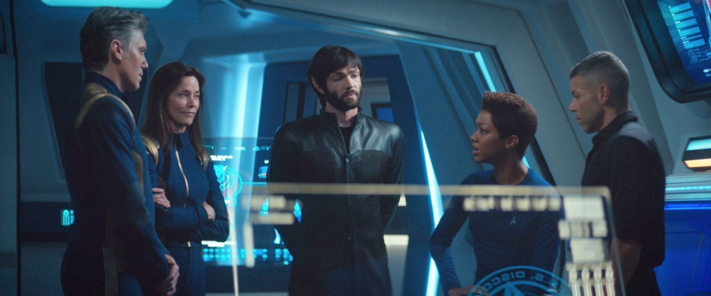 STDP 035 - Star Trek Discovery S2E10 (12:00) - Analysing.