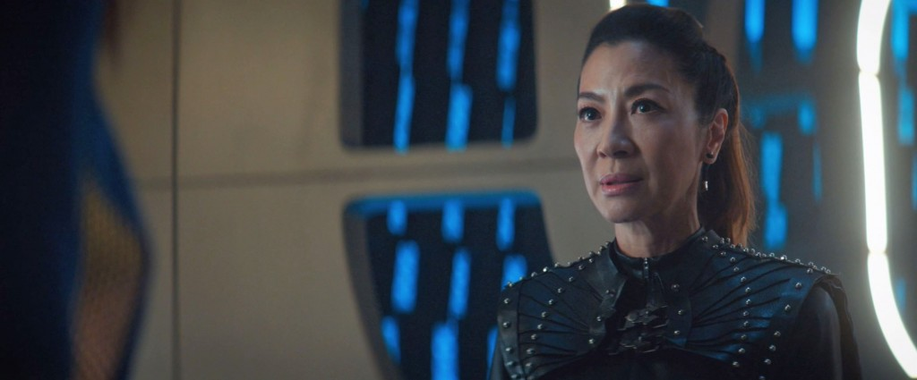 STDP 035 - Star Trek Discovery S2E10 (12:39) - I prefer a little totalitarian efficiency.