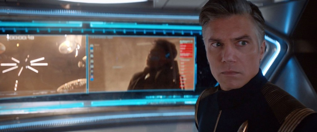 STDP 035 - Star Trek Discovery S2E10 (42:28) - Cornwell to Pike - Your call.