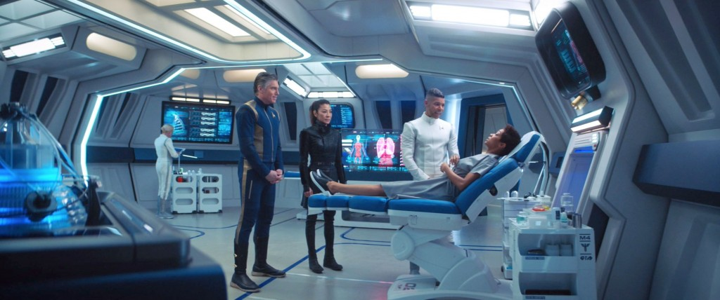 STDP 036 - Star Trek Discovery S2E11 (03:24) - You were dead from toxic asphyxiation for over a minute.