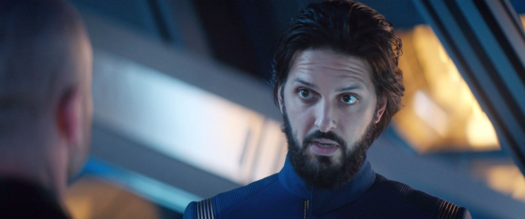 STDP 036 - Star Trek Discovery S2E11 (14:04) - You want me to commit espionage against another Starfleet ship.