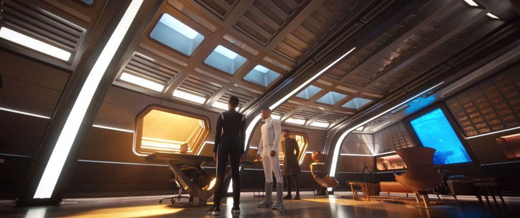 STDP 036 - Star Trek Discovery S2E11 (17:57) - I understand your desire to see her.