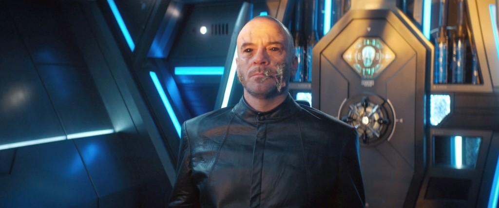 STDP 036 - Star Trek Discovery S2E11 (40:10) - Creepy AI-Leland.