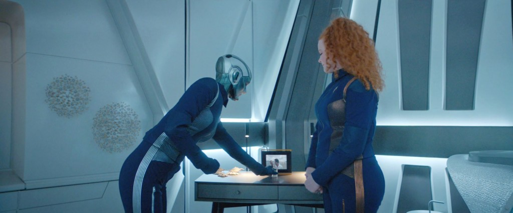 STDP 034 - Star Trek Discovery S2E9 (12:56) - My memories are not going anywhere.