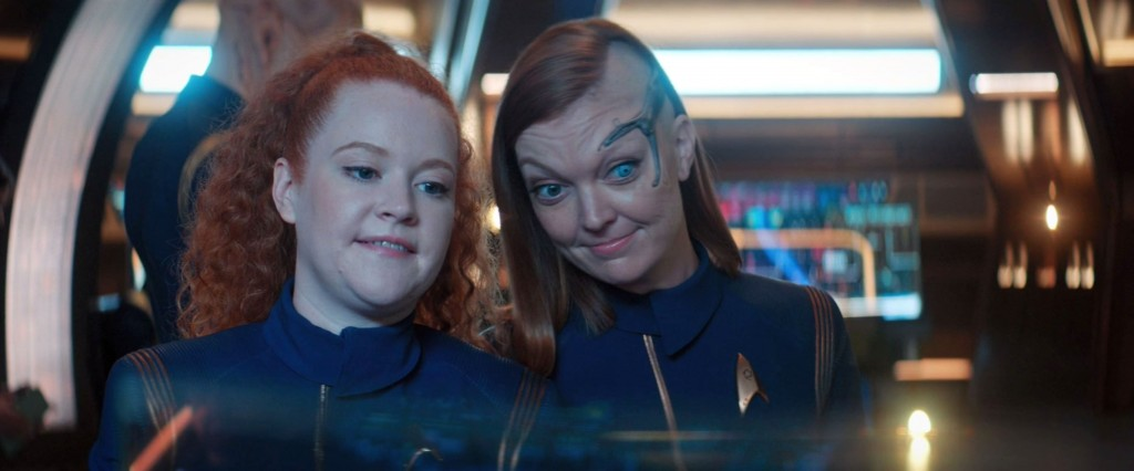STDP 034 - Star Trek Discovery S2E9 (15:13) - Look at Airiam's results, three cheers for cybernetics!