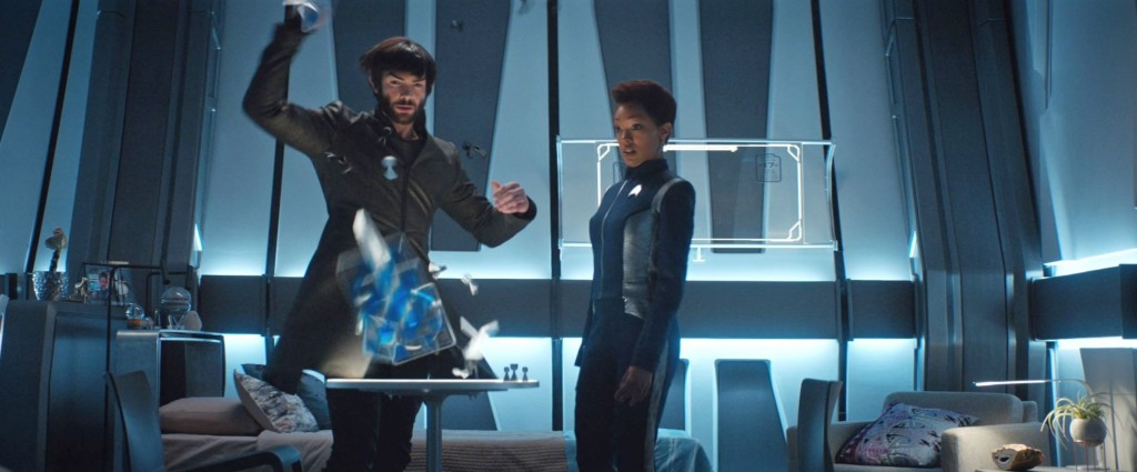 STDP 034 - Star Trek Discovery S2E9 (25:27) - For the first time, I enjoy expressing emotion.