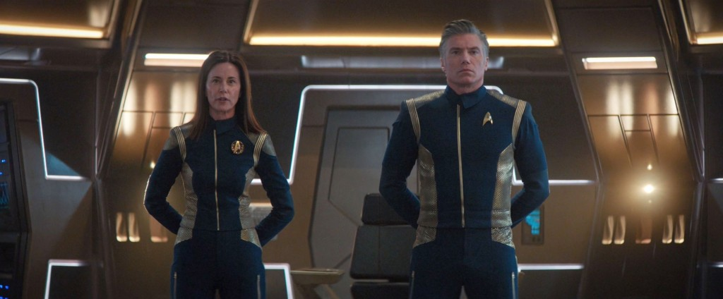 STDP 034 - Star Trek Discovery S2E9 (31:41) - What the hell are you doing?