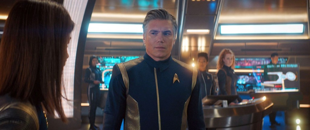 STDP 034 - Star Trek Discovery S2E9 (33:13) - What is it about the look on my face that suggests I've changed my mind?