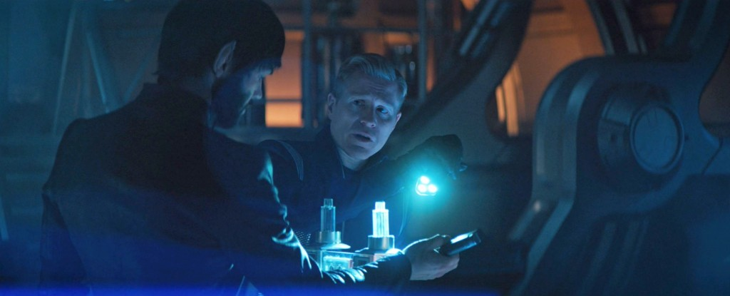 STDP 034 - Star Trek Discovery S2E9 (34:50) - So, did Burnham's idea help.