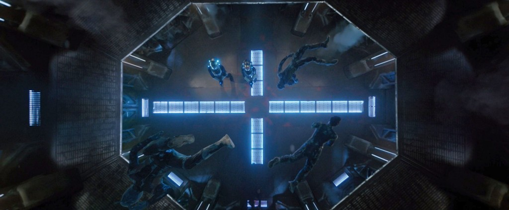 STDP 034 - Star Trek Discovery S2E9 (39:54) - Restoring power and gravity now, commander.