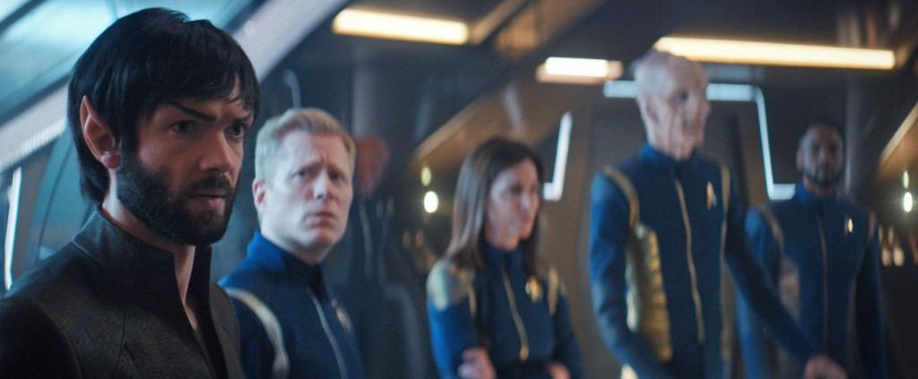 STDP 034 - Star Trek Discovery S2E9 (49:19) - Michael stop, open the airlock.