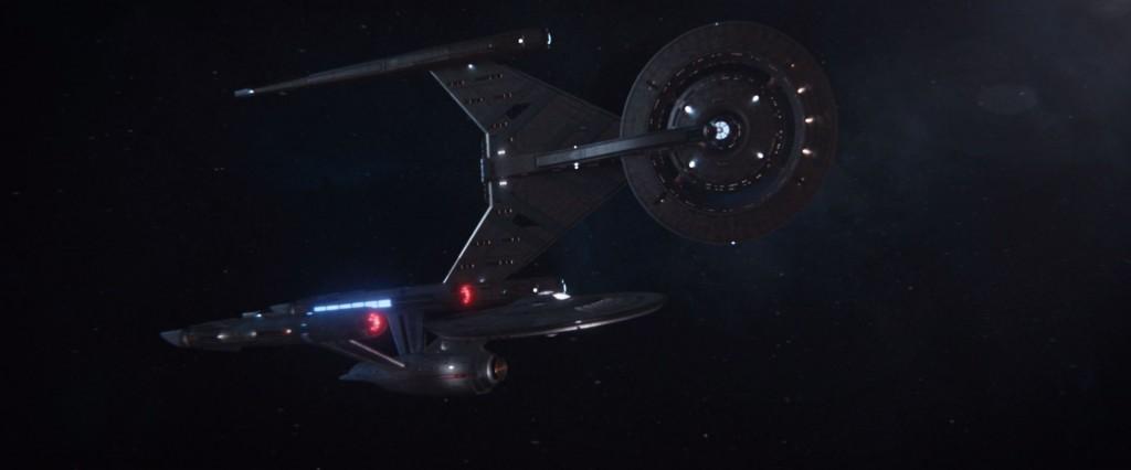 STDP 038 - Star Trek Discovery S2E13 (03:01) - USS Discovery & USS Enterprise.
