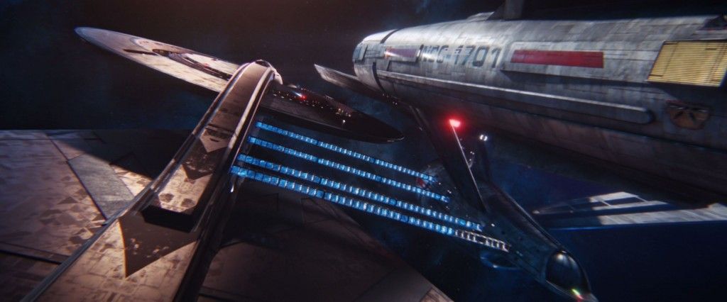 STDP 038 - Star Trek Discovery S2E13 (03:57) - Evacuation corridors deploying.