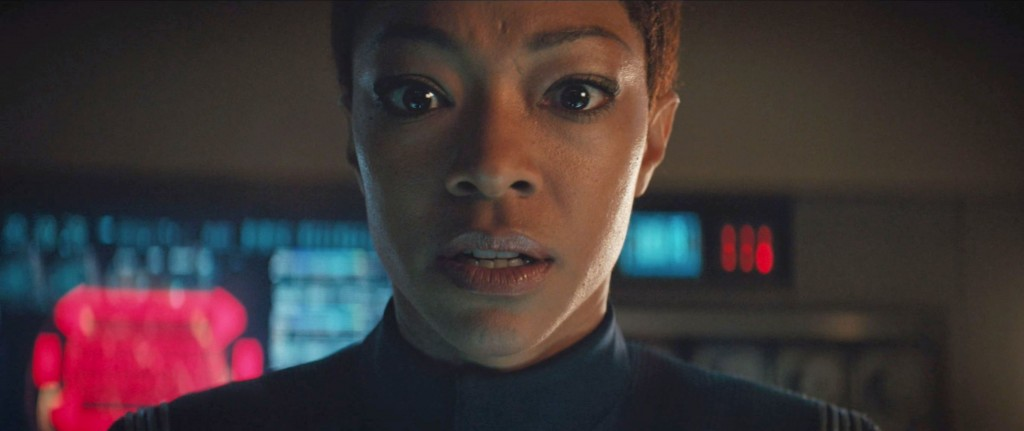 STDP 038 - Star Trek Discovery S2E13 (06:23) - Michael getting visions of a possible future.