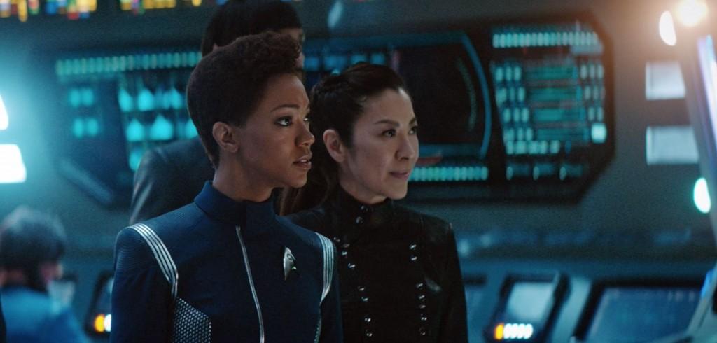 STDP 038 - Star Trek Discovery S2E13 (17:46) - Burnham & Georgiou.
