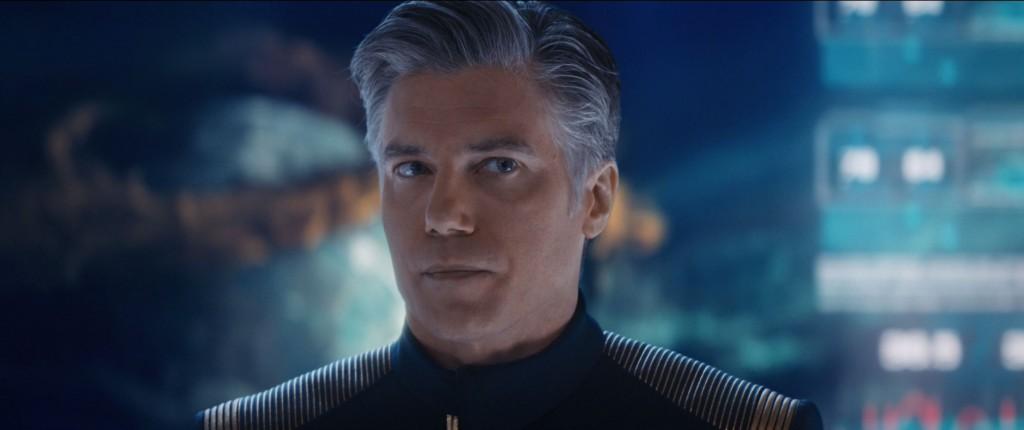 STDP 038 - Star Trek Discovery S2E13 (27:23) - Eyes up for Commander Burnham.
