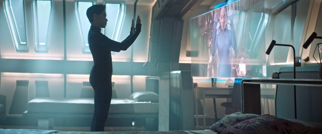 STDP 038 - Star Trek Discovery S2E13 (34:21) - Mom's time travel lesson.