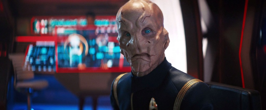 STDP 040 - Star Trek Discovery S2E14 (05:54) - I'm surprised a Terran is surprised by anything.