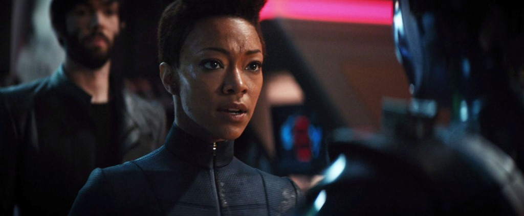 STDP 040 - Star Trek Discovery S2E14 Such Sweet Sorrow, Part 2 (16.29) - Burnham is ready.