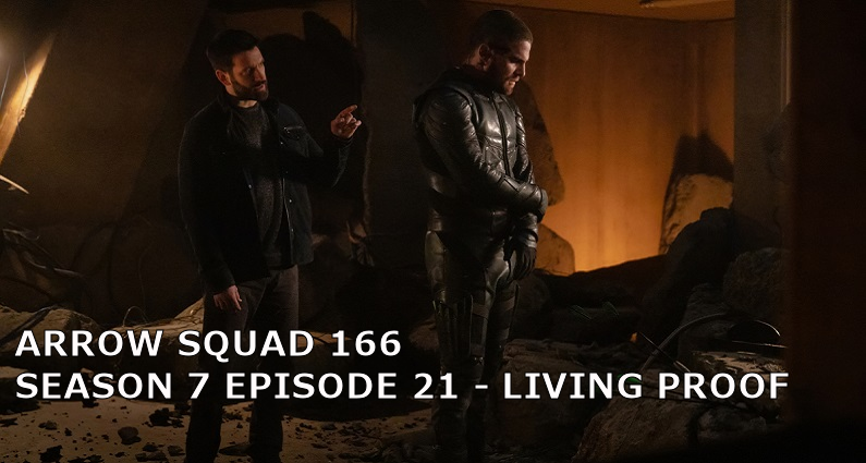 AS 166 – S07E21 – Living Proof