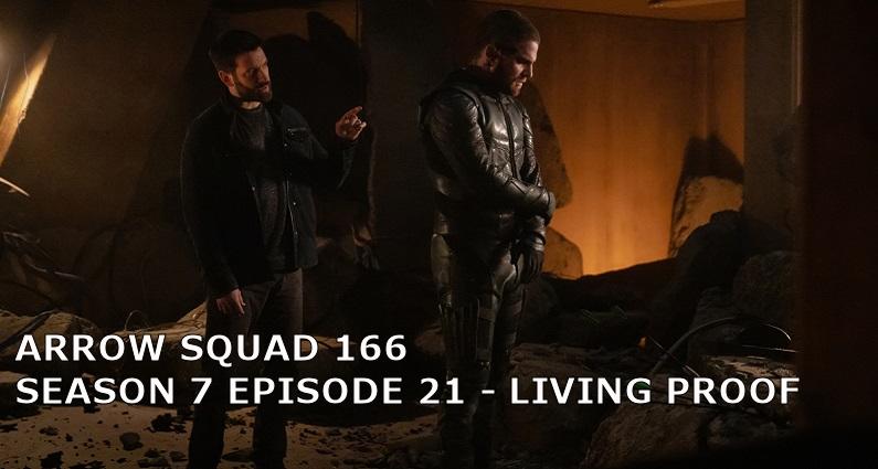 AS 166 – S07E21 – Living Proof