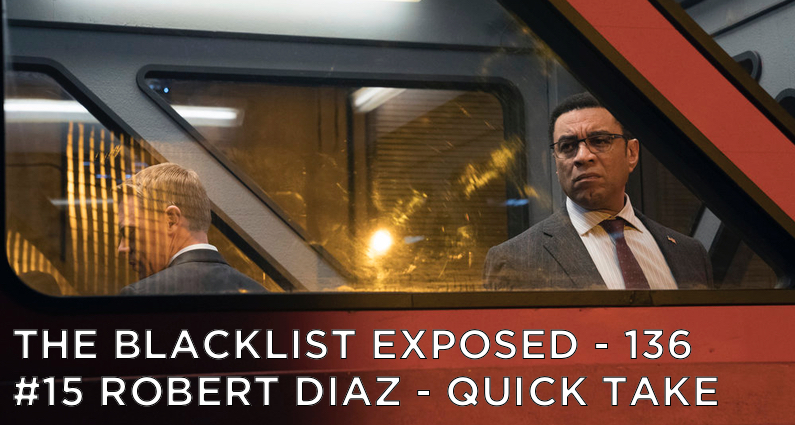 BLE136 – S6E22 – #15 Robert Diaz – Quick Take