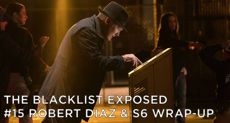 BLE137 – S6E22 – #15 Robert Diaz & Season 6 Wrap-Up