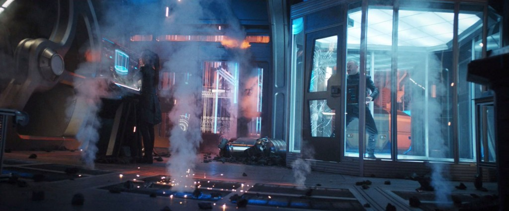 STDP 041 - Star Trek Discovery S2E14 Such Sweet Sorrow, Part 2 (50:15) - Leland trying to get out of the spore cube.