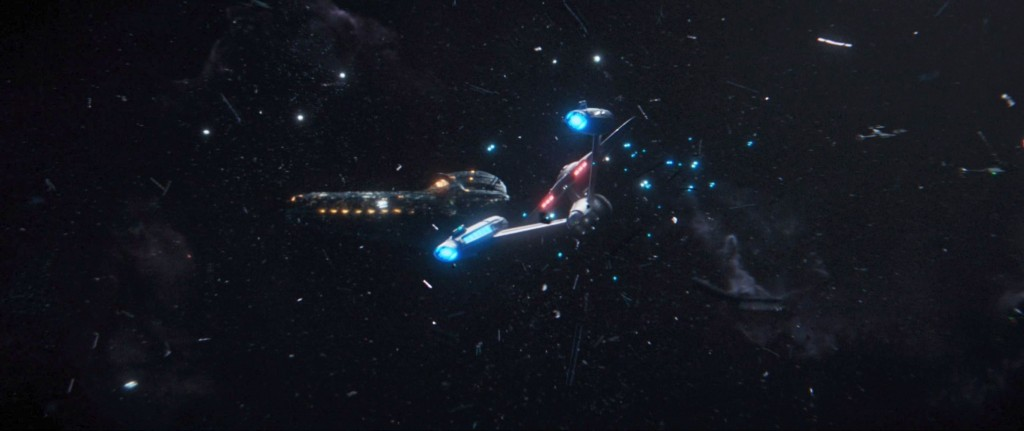 STDP 041 - Star Trek Discovery S2E14 (56:48) - A damaged U.S.S. Enterprise on its way home.