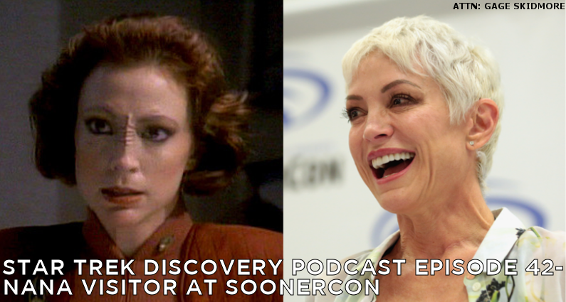 STDP 042 – Nana Visitor at Soonercon