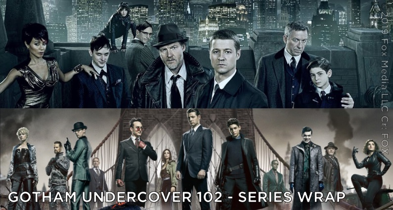 GU102 – Series Wrap – Gotham Thoughts