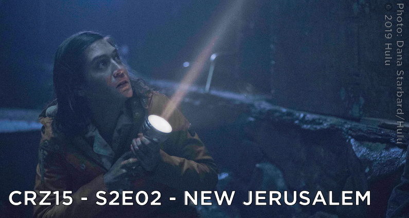 CRZ15 – S2E02 – New Jerusalem