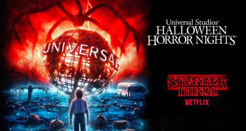 TSTP S3E11 Universal Studios Halloween Horror Nights
