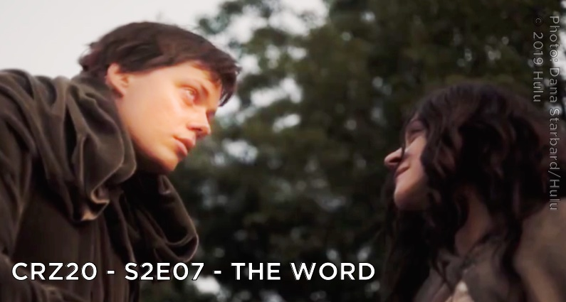 CRZ20 – S2E07 – The Word