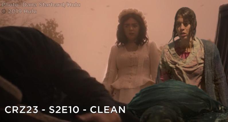 CRZ23 – S2E10 – Clean