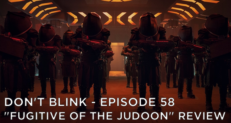 DB 58 – S12E05 – Fugitive of the Judoon